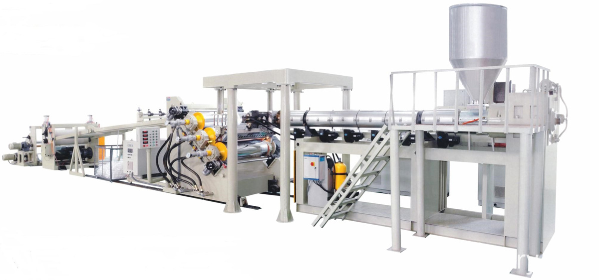 ABS PC PS sheet machine