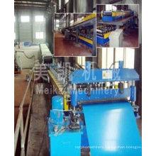 Polyurethane plate production line