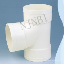 Weiße PVC-Buchse