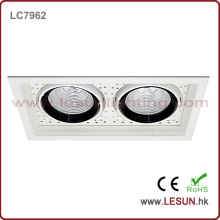 Double Heads 2X7w COB Downlight/ Spotlight LC7962