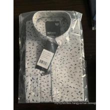 Wholesale 100% Cotton Printed Men's Shirt