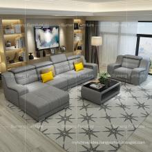 Unique design modern upholstery fabric sofa sets