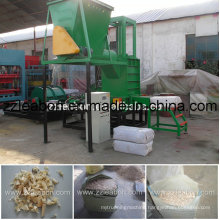 Professional Wood Shavings Compress Machine