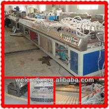 máquina profesional del extrusor del perfil del pvc wpc del plástico
