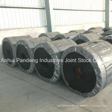 PVC-Förderband der hohen Leistungsfähigkeit für Massengutumschlag