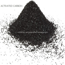 Carbón de cáscara de coco y carbón de carbón para purificación de agua