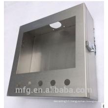 customize Sheet metal case and cabinet / sheet metal fabrication OEM