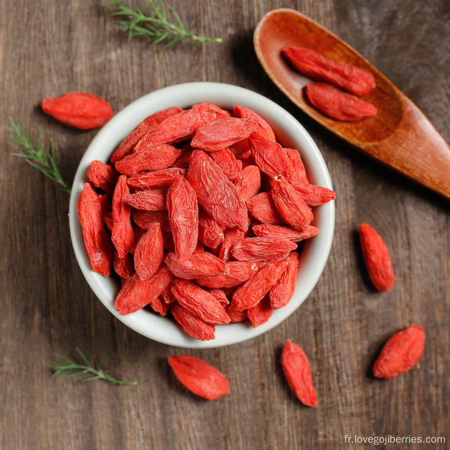 Chinois traditionnel Herbe Goji Berry De Ningxia