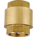Brass Filter Valve with Plastic Core or Brass Core (a. 0195)