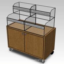 Multifunctional Acrylic Display Stand/Display Shelf/Display Rack