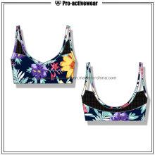 OEM atacado Seamless Mulheres Custom Fitness Sports Bra