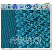 polyester shoes spacer mesh fabric
