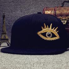 Wholesale 3D Snapback Bordado Chapéus
