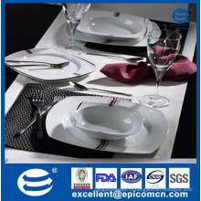 Столовая посуда из роскошного дизайна