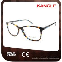 Newest fashion Lady shape hot seller acetate optical frames & acetate eyeglasses eyewear