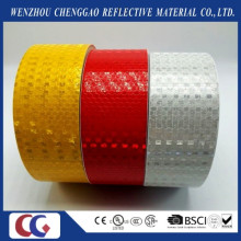 High Visibility Safety Clear Reflective Truck Sticker