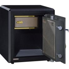 Segurança quente novo design inteligente caixa segura caixa de impressão digital segura