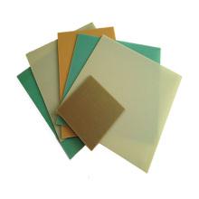 Hojas de tela de fibra de vidrio epoxi