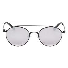 Metal uv400 mens silver sunglasses venta