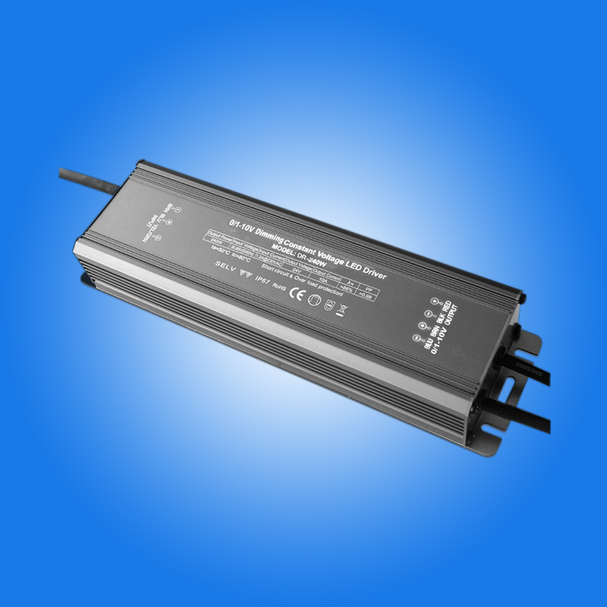 240w dali dimmable led driver