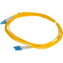 Promotion de haute qualité Câble de raccordement à fibre optique LC LC jumper caber