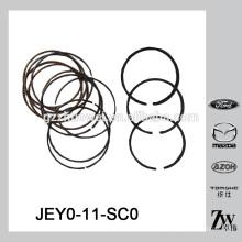 Véritables pièces détachées Piston Ring STD pour Mazda HD / MPV 96 JEY0-11-SC0