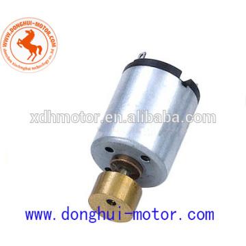 motor alto da vibração do rpm 1.5v micro c para a máquina do sexo