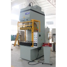 100 Ton C Rahmen Hydraulische Presse Maschine mit hoher Arbeitsgeschwindigkeit Einzelzylinder Hydraulikpresse 100t