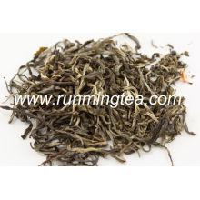 Poudre instantanée de thé au jasmin