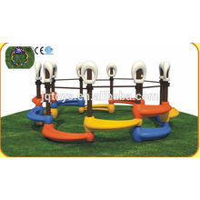 JQC1282 Plastic children playground/Children combined slide/Amusement park