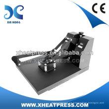 Máquina de transferencia de calor de la impresión de la ropa de la sublimación