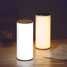 Nueva lámpara de mesa de protección ocular de diseño para leer y trabajar flexible lámpara de lectura lateral de cama