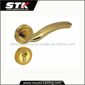 Manija de bloqueo de aleación de zinc por fundición a presión (STK-14-Z0032)