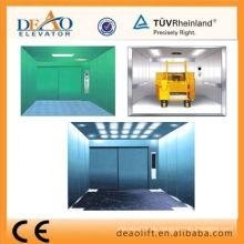 2015 Safety Freight Elevator mit maschinell problemlos (DFN25)