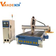 Máquinas para fabricação de portas de madeira Máquina roteadora CNC para madeira