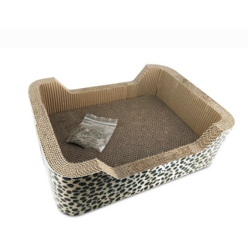 Hot Selling Wholesale  Corrugated Cat Scratching House