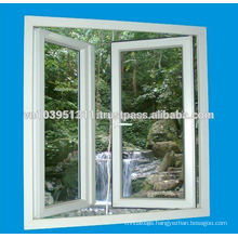 Decorative Glass Door with Customized Design