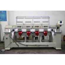 Машина вышивки компьютера с 8-дюймовым сенсорным экраном для промышленного колпак/Футболка/квартира вышивка (WY1204C)