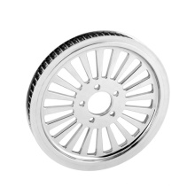 New Design Aluminum Pulley Parts Customize Motorcycle Pulley for Harley Davidson