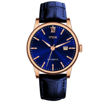 Japon Miyota Automatic Movement 8215 tout en acier inoxydable Mens Watch