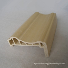 WPC Architrave at-70h21A WPC Door Frame Laminate Door Architrave Door Siding Panel
