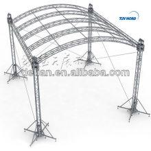 2015 hochwertige Aluminium Bühne Fachwerk, Fachprojekt System 2015 hochwertige Aluminium Bühne Fachwerk, Fachprojekt-System