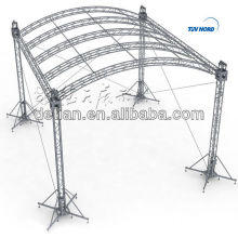 2015 High quality aluminium stage truss,truss project system 2015 High quality aluminium stage truss,truss project system