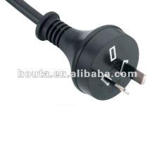 10A Cable de alimentación CA Australia 2 Pin SAA