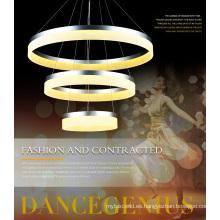 Nueva lámpara maravillosa de alta calidad del pasillo LED del hotel del diseño de la alta calidad