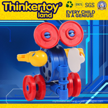 Thinkertoyland Desarrollar Hans en el juguete del rompecabezas de la capacidad