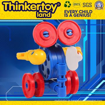Thinkertoyland Desenvolver Hans em Toy Puzzle Capacidade