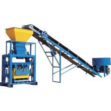 Halbautomatischer hohler Block QTF40-1, der Maschine herstellt