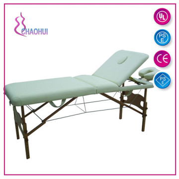 Massge Sex Chair Ayurvedische massagetafel Opvouwbaar