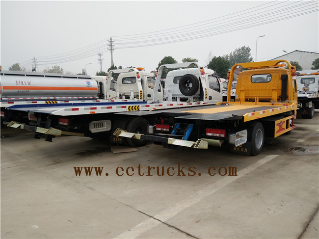 20 TON Heavy Duty Tow Trucks